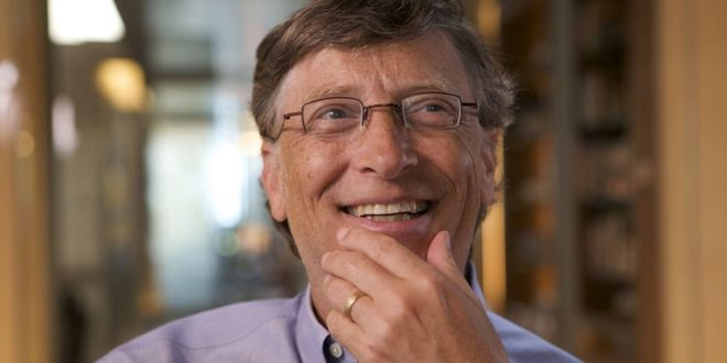 Bill Gates investit 80 millions de dollars dans un projet de Smart City