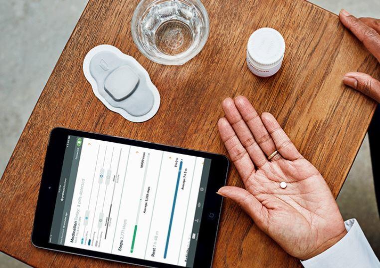 pilule connectée medicament intelligent