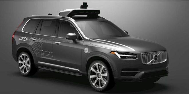 Bientôt 24 000 Volvo Autonomes dans les garages d'Uber