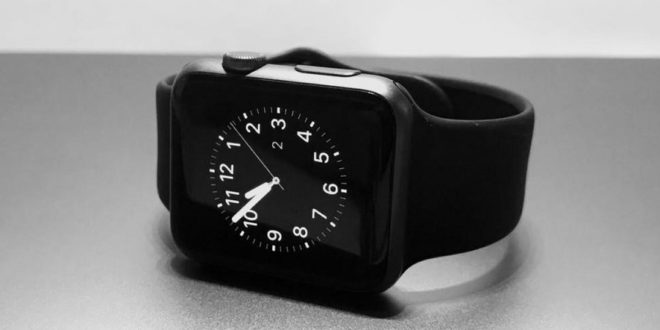 apple watch classement 2017