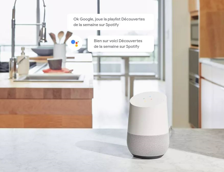 google home technologies iot