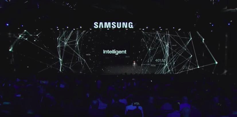 samsung iot, ces 2018, samsung objet connectée, bixby, télévison connectée