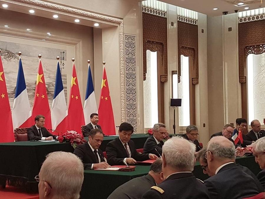 Senioradom et Sigfox signent un contrat de 300 millions d'euros en Chine