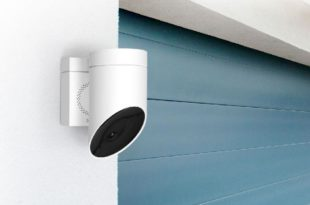 somfy outdoor camera