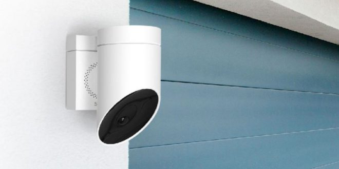 somfy outdoor camera