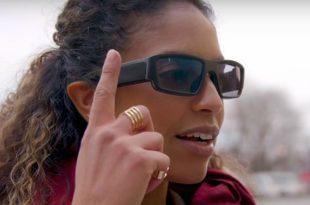 vuzix blade ar lunettes connectées ces 2018