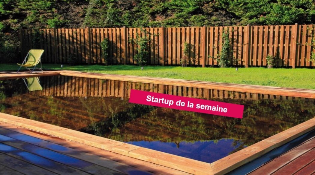 bio pool tech startup semaine piscine connectee biofiltration ecologique