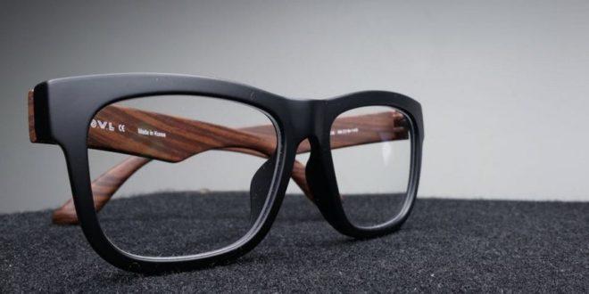 intel vaunt lunettes connectees réalité augmentée