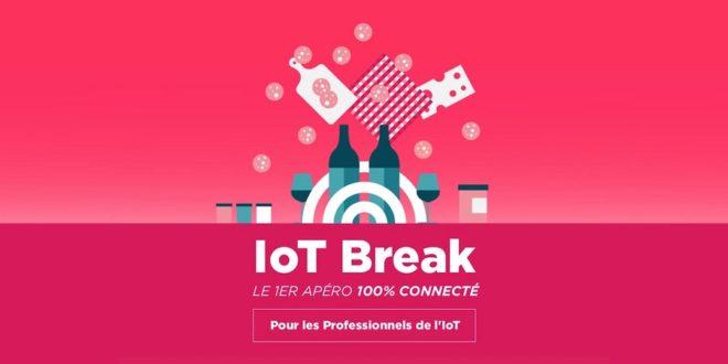 IoT Break #4 : le rendez-vous incontournable revient le 22 mars 2018 !