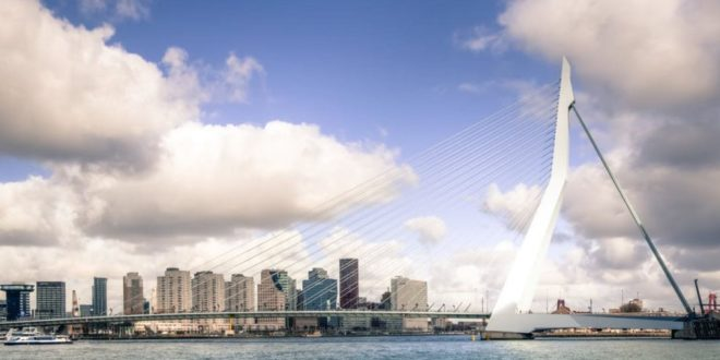 port de rotterdam iot navire autonome port connecté