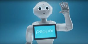 robot pepper prix carrefour renault applications pricing