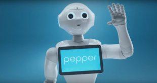 robot pepper fonctionnalités
