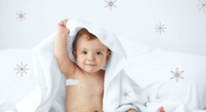 Tucky, le thermomètre connecté conçu pour rassurer les parents