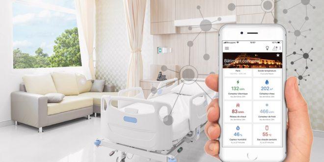 Smart Building : Objenious et setec prouvent l'efficacité du réseau LoRaWAN