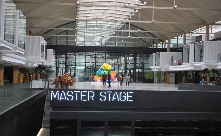 arts et metiers accélération master stage