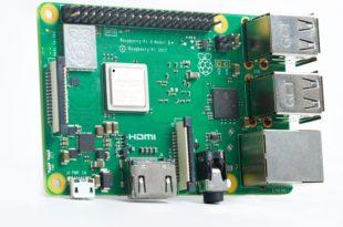 raspberry pi 3b+ iot carte de developpement