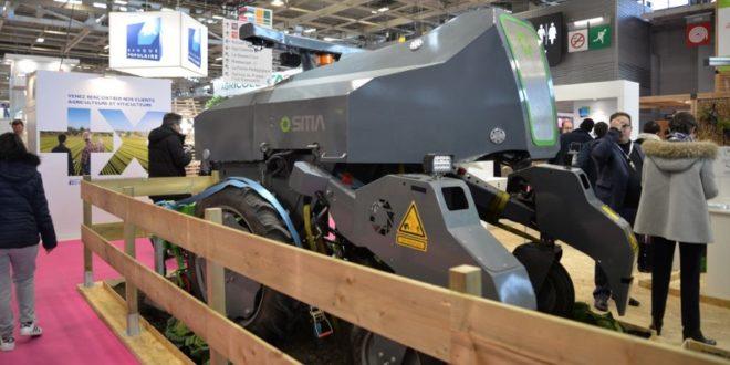 salon de l'agriculture 2018 robot