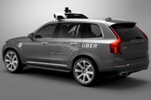 uber accident mortel voiture autonome