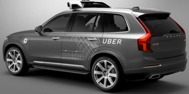 Accident Mortel : Uber suspend les tests de ses voitures autonomes