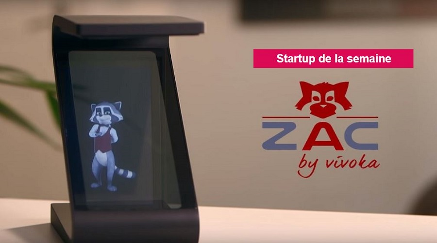 zac vivoka startup
