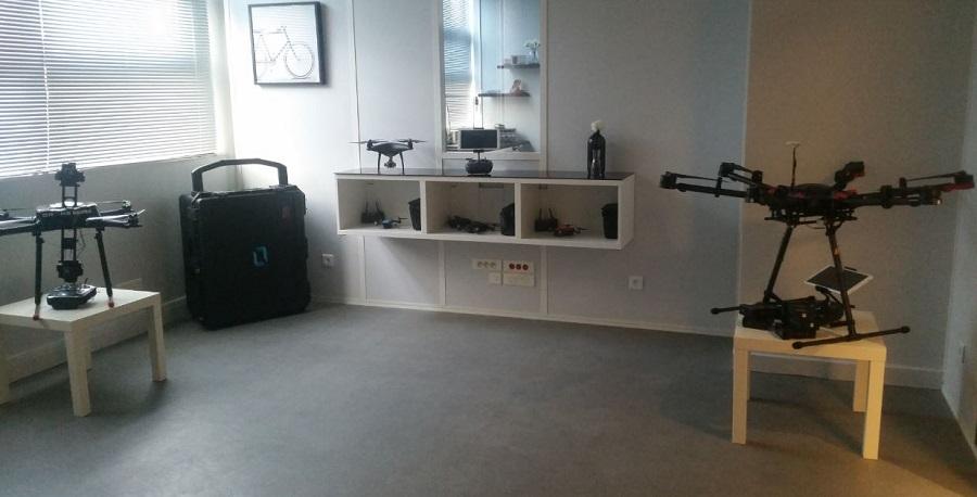 drone creative lab transene
