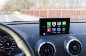 apple car voiture autonome