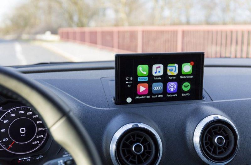 apple car voiture autonome projet titan