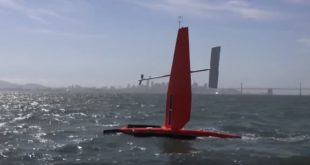 saildrone drone autonome