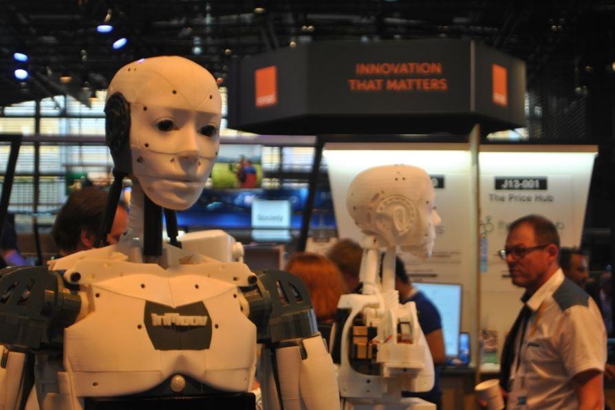vivatechnology 2018 robotique