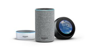 amazon echo alexa sortie france