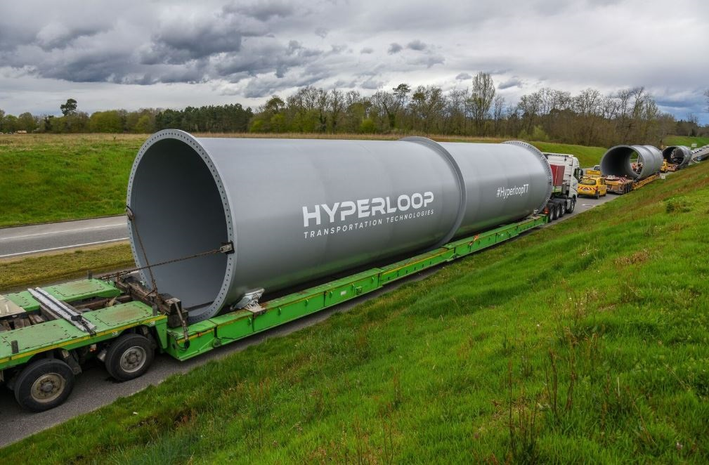 hyperloop tt tube tunnel