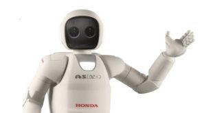 robot asimo honda