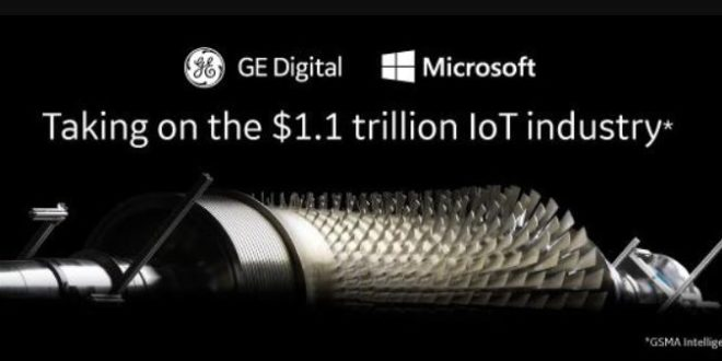 general electric microsoft