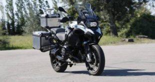 bmw motorrad moto autonome