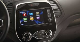 renault nissan captur intelligent cloud