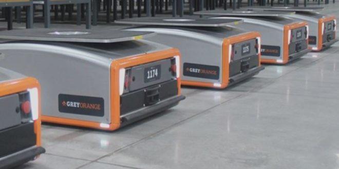 robot greyorange