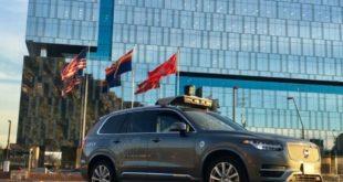 uber voiture autonome investissement