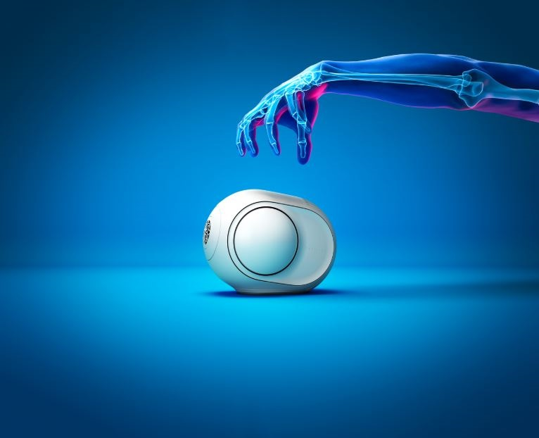 devialet phantom reactor medecine ball