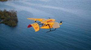dhl parcelcopter 4 afrique