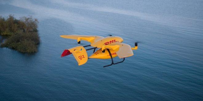 DHL : un test de 6 mois pour livrer des médicaments par drone en Afrique