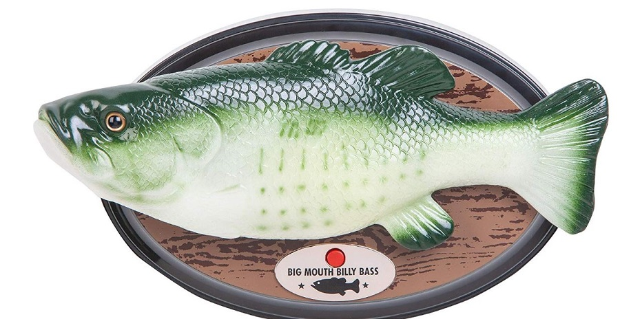 big mouth billy bass revient