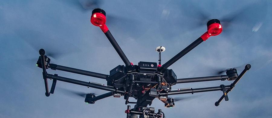 drone dji m600