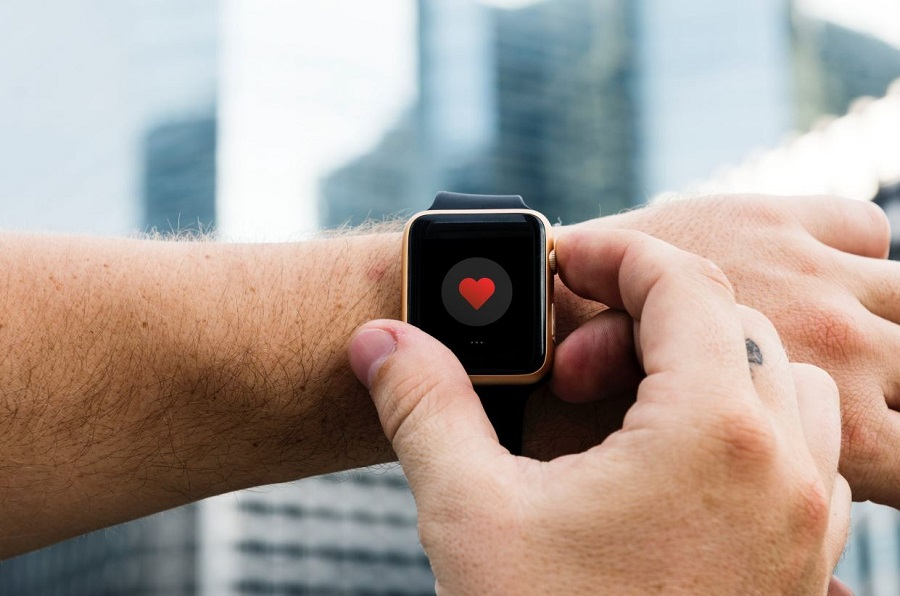 wearables nhs