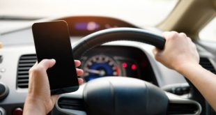 cameras connectées smartphone volant