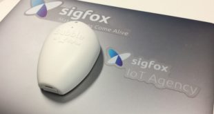 sigfox bubble iot agency