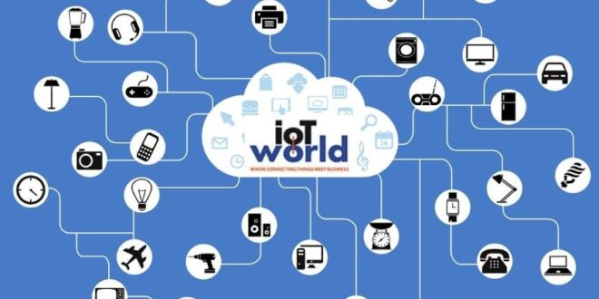 iot world exposant
