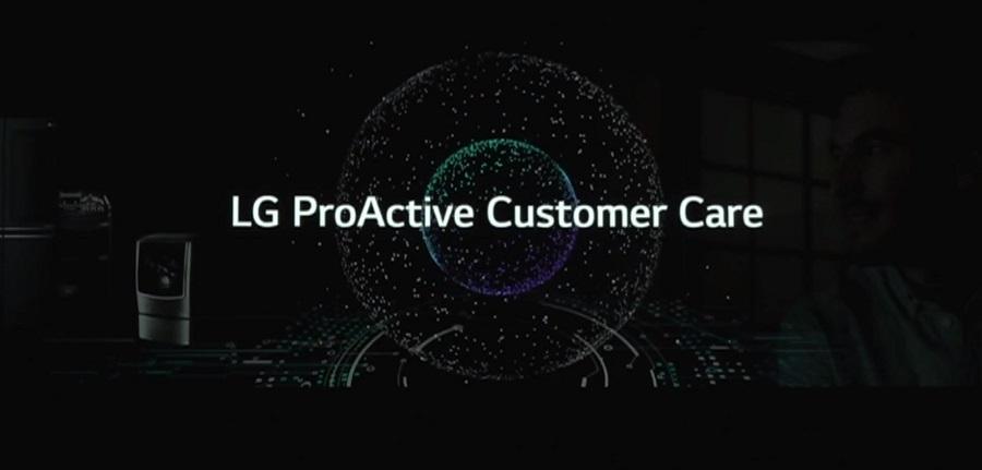 lg proactive customer care