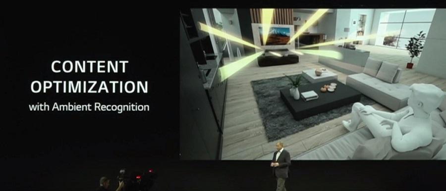 lg tv optimisation