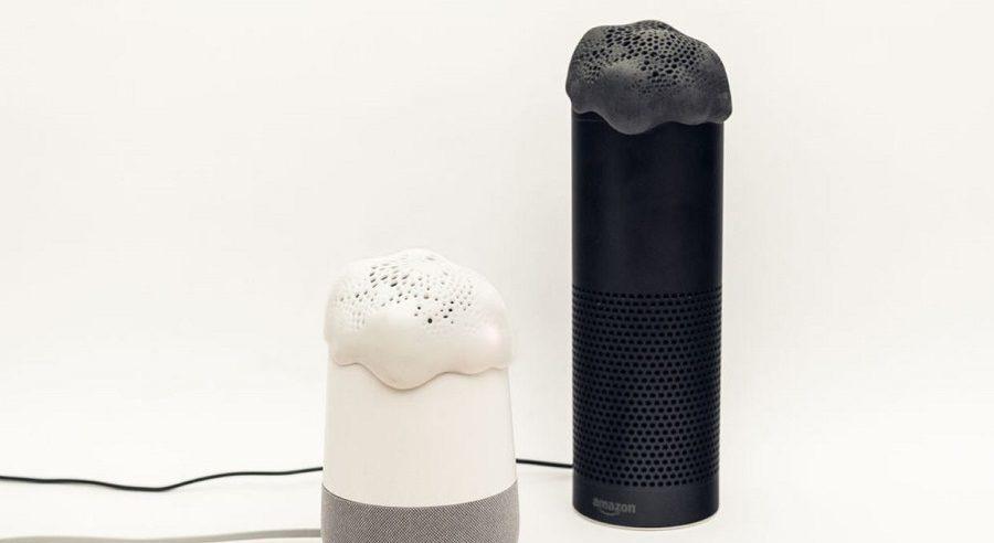 Un parasite connecté pour Google Home et Amazon Alexa