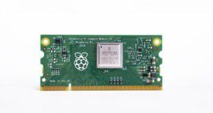 raspberry compute module 3 plus